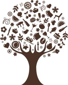 La imatge «Abstract tree» realitzada per ben està extreta d'OpenClipArt i es distribueix sota llicència de Domini Públic.