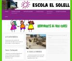 Web de l'escola el Solell